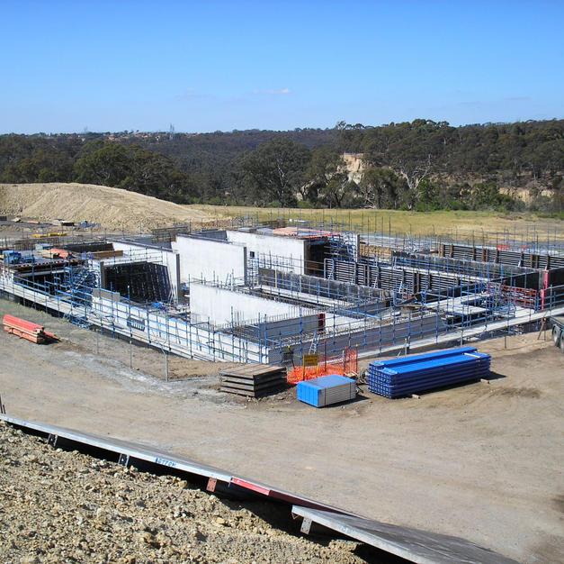 Janefield Flow Control Facility