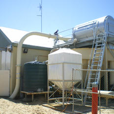 Lakes Entrance Sand Transfer Station Building Upgrade & Mechanical Fit out