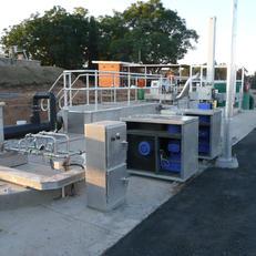 Mulwala Waste Water Treatment Plant