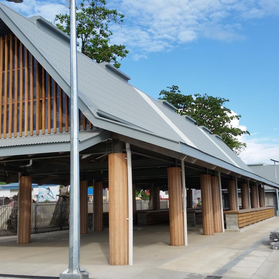Gizo Markets, Solomon Islands