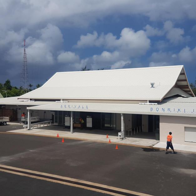 Bonriki International Airport Terminal Building Improvements