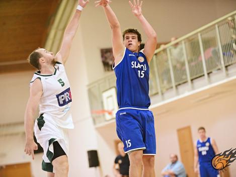 Úspěšný litoměřický basketbalista Dominik Kynzl zvládá sport i náročnou školu