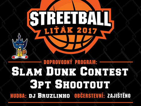 Streetball Liťák 2017