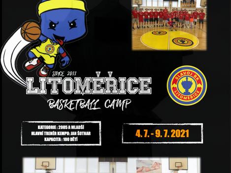 Basketbalový kemp v Litoměřicích
