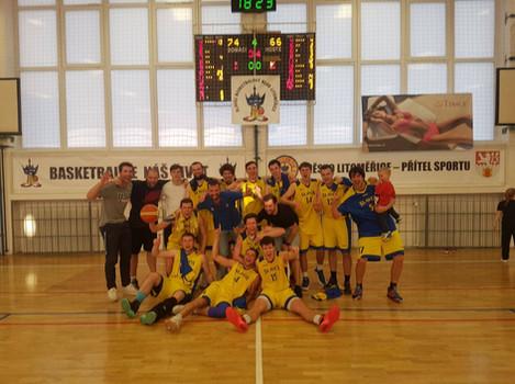 Slavoj vyhrál 2. ligu mužů