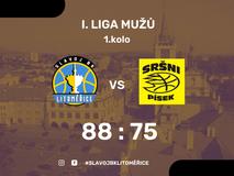 Slavoj vstoupil vítězně do I. ligy!