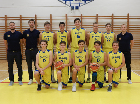Týmy Slavoj: Junioři U19