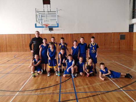 U11 zvítězili na turnaji v Ústí nad Labem
