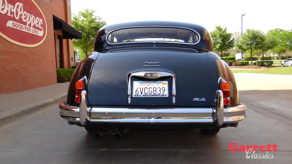 1960 Jaguar Mk Ix Garrettclassics