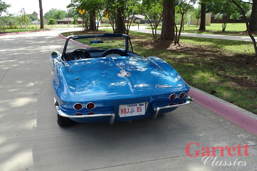 1965 Corvette Stingray | Cars for sale | Dallas | Garrett Classics