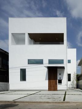 桜上水の家