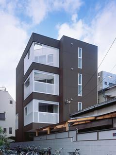 隅田の集合住宅