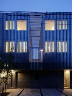 渋谷本町N邸賃貸住宅