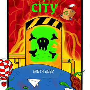 Toxic City 11