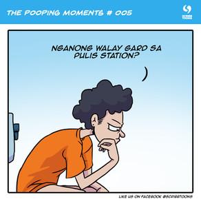 Pooping Man 5