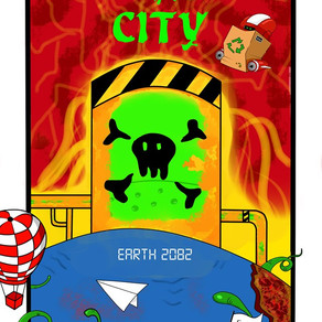 Toxic City 10