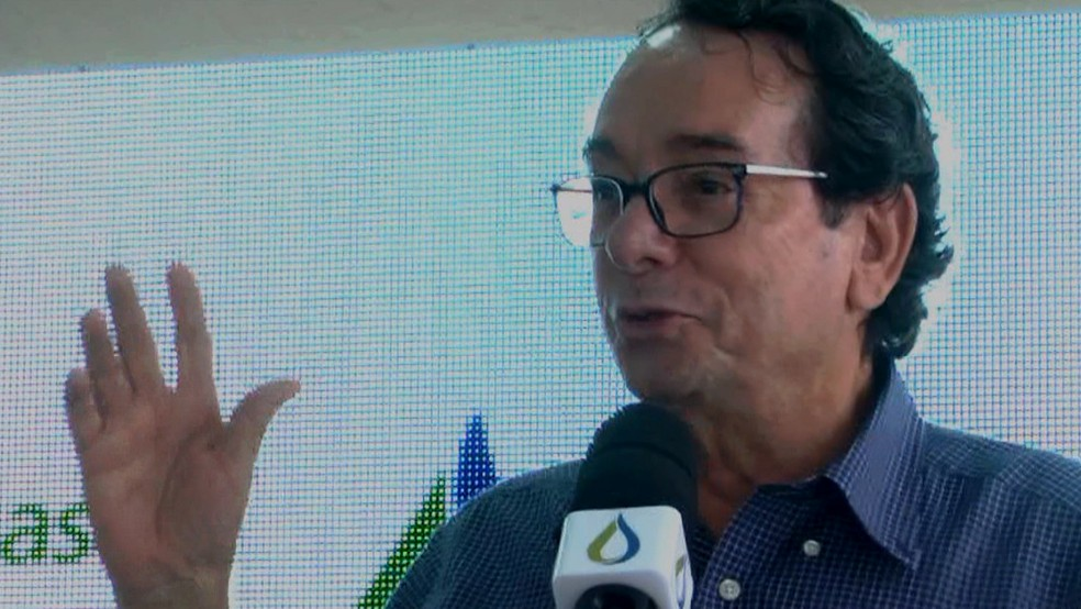 Dr. Paulo Eduardo Raposo (Diretor da PERENGE) — Foto: Sueli Dorta / Vander Filho