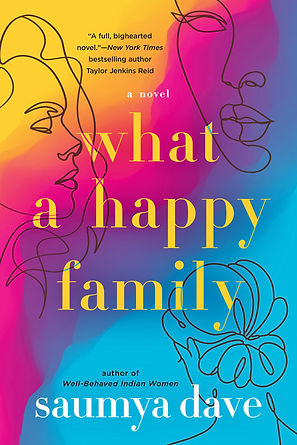 What a Happy Family Cover - Med Res.jpeg