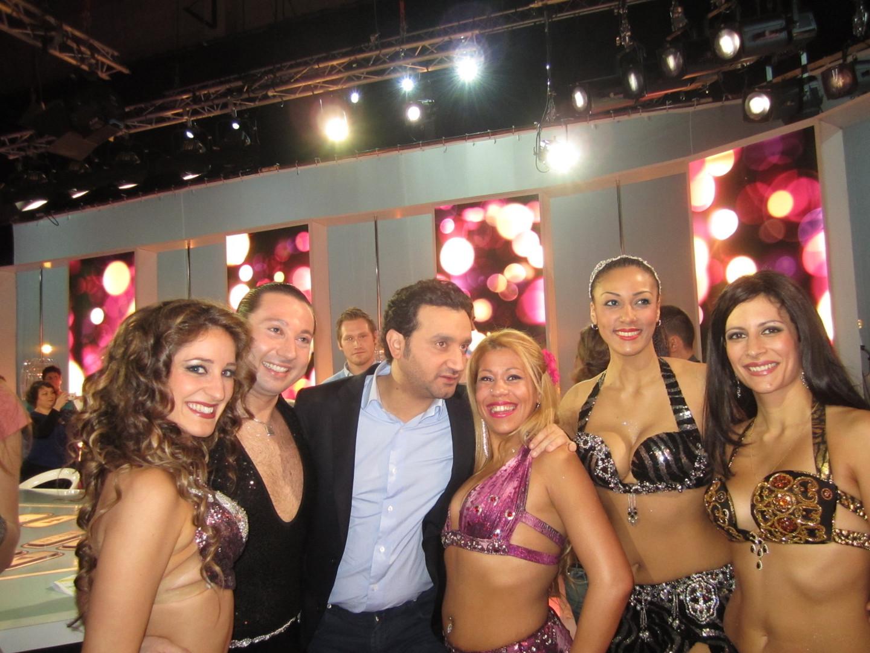 French TV show Cyril Hanouna 2012.JPG