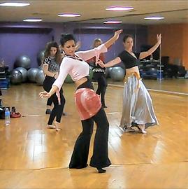 Learn Belly Dance in Dubai