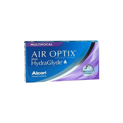 AIR OPTIX® plus HydraGlyde® Multifocal 6 lenti
