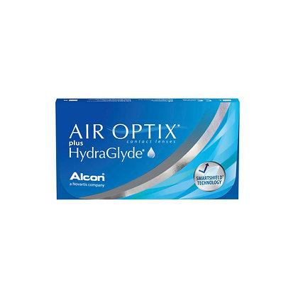 Air Optix® Plus Hydraglyde® 3 lenti