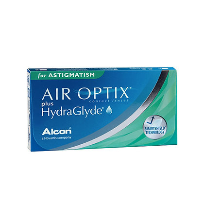 AIR OPTIX® plus HydraGlyde® for Astigmatism 3 lenti