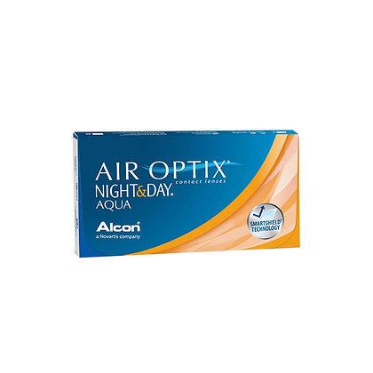 Air Optix Night and Day Aqua 6 lenti
