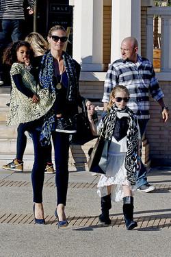 Heidi Klum loves Tru Luv!!!