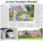 OVZ-Artikel: Der letzte Vierseithof in Plottendorf