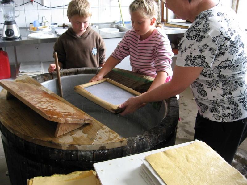 Papiermuseum Fockendorf