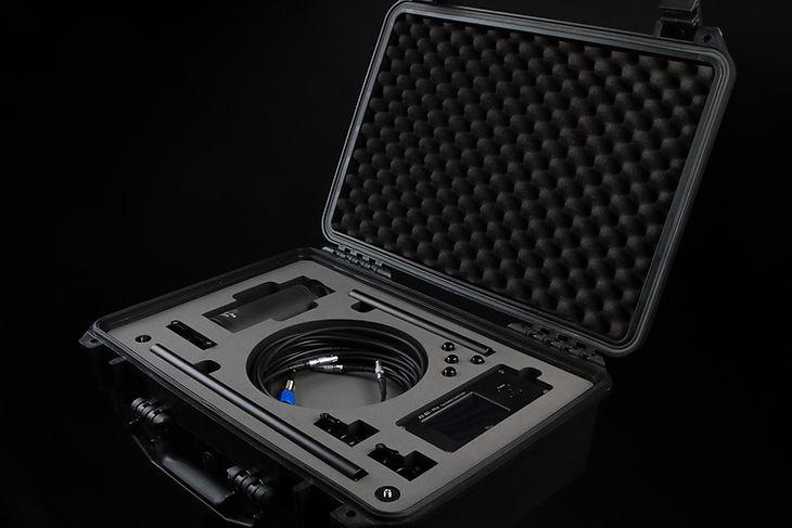flying fox cam XS-60 Pro Turntable custom made case.jpg