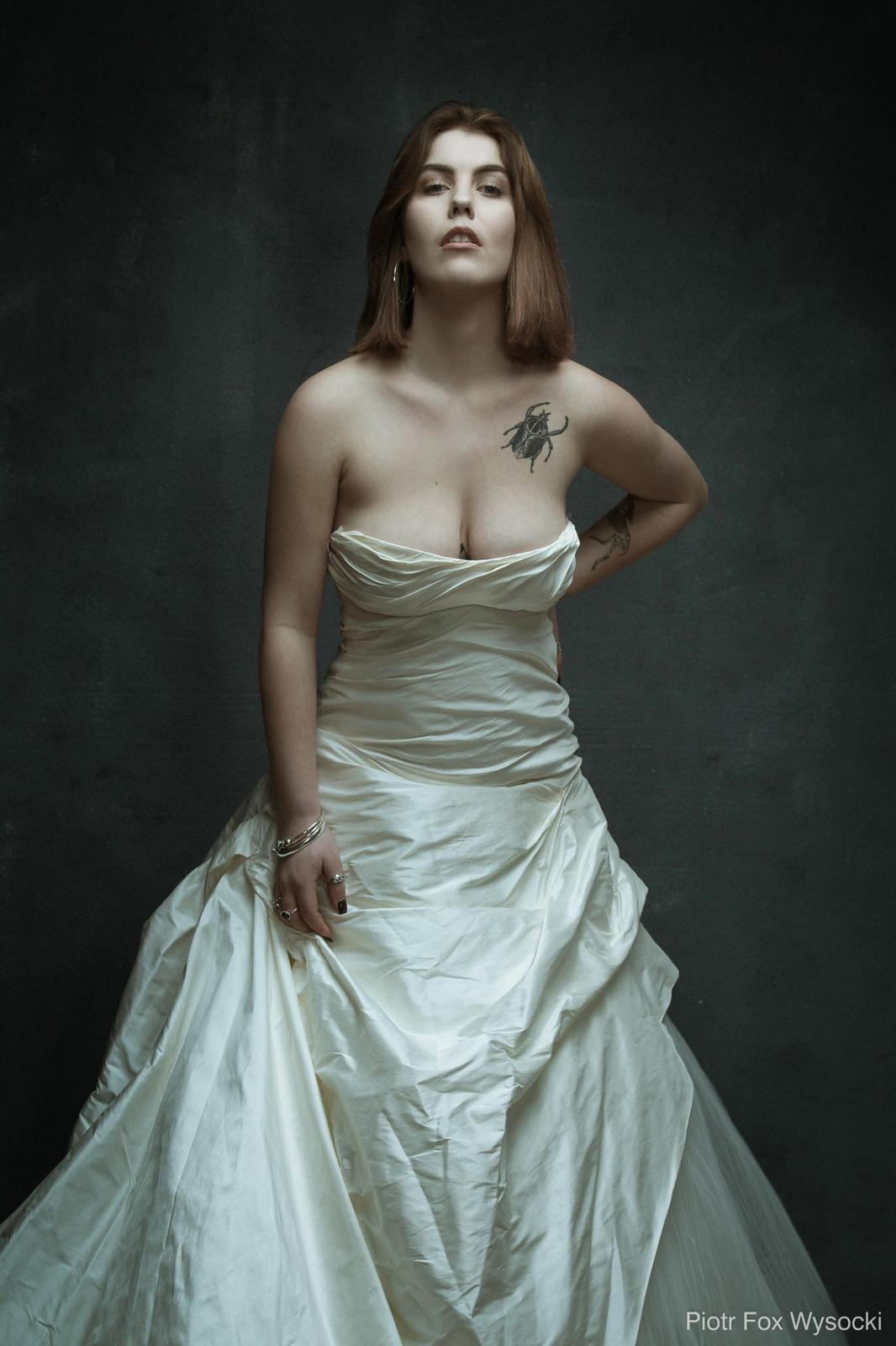 Dorable Lingerie For Wedding Dress Vignette - All Wedding Dresses ...