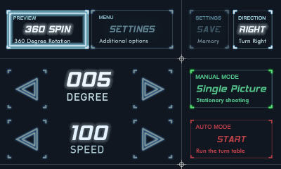 Flying Fox Cam XS-60 Turntable menu screen.jpg