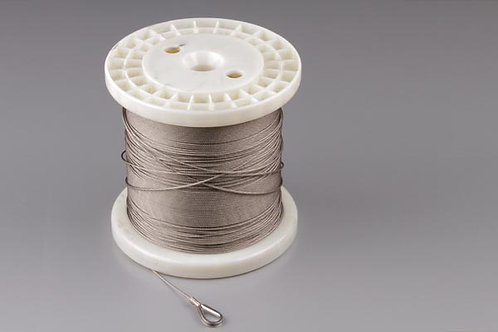 M1.5 7/7 316 SEMI FLEXIBLE WIRE 300 meters