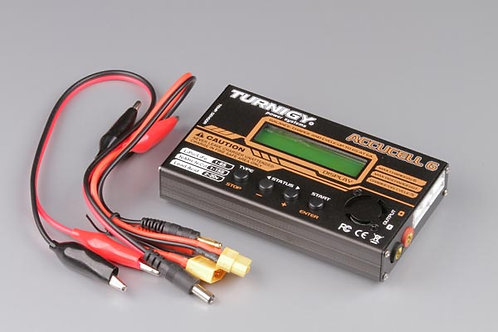 Turnigy Accucel-6 50W 6A Balancer/Charger w/ acces