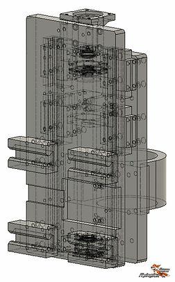 fox precision granite cnc design plan z