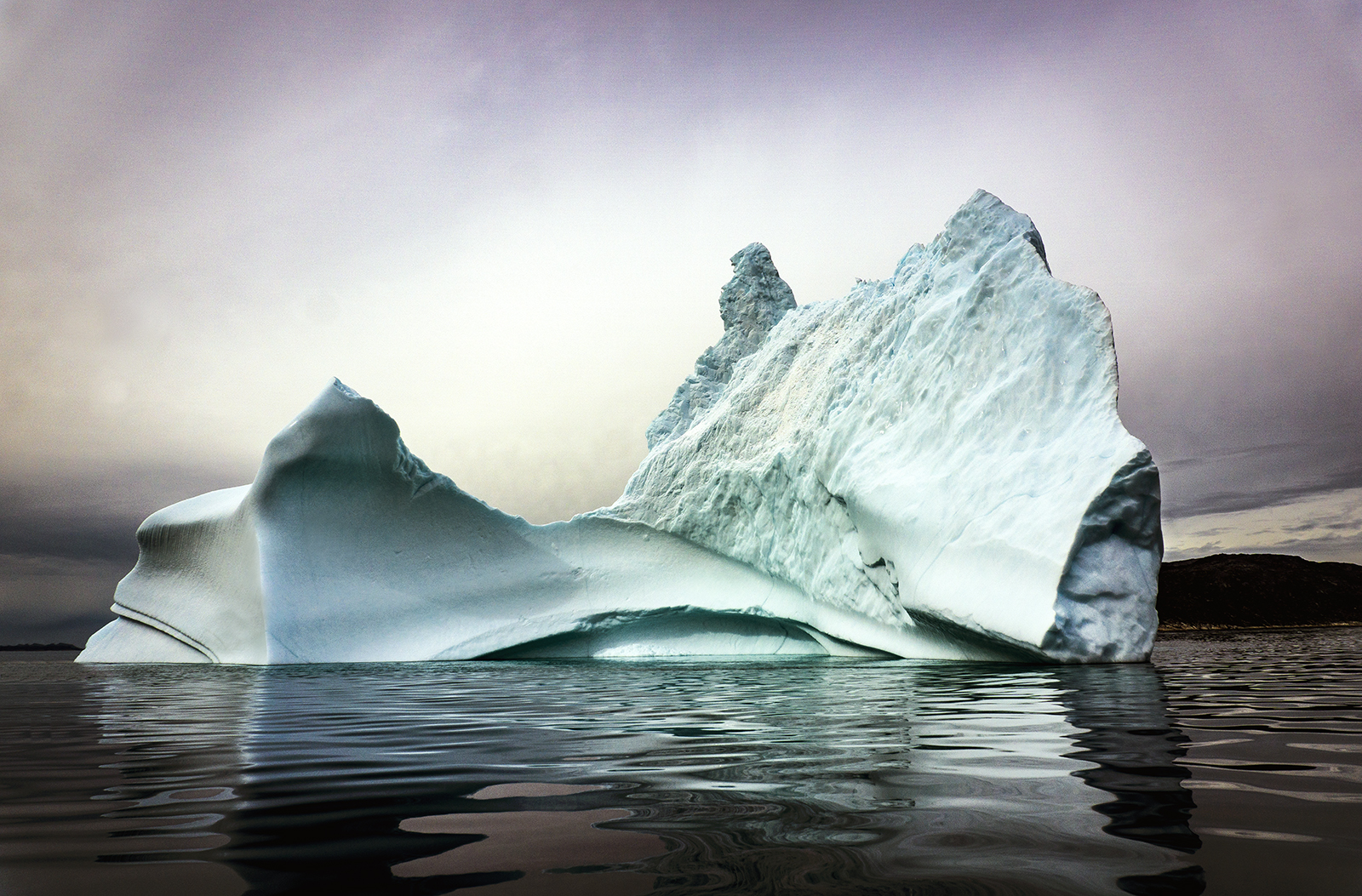 Qassiarsuk Iceberg