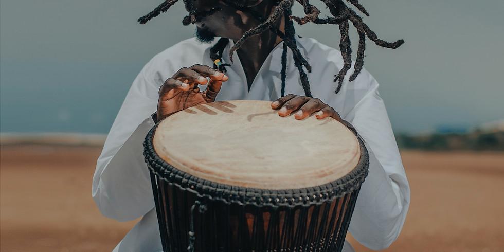 Full Moon Workshop: Drum Magic