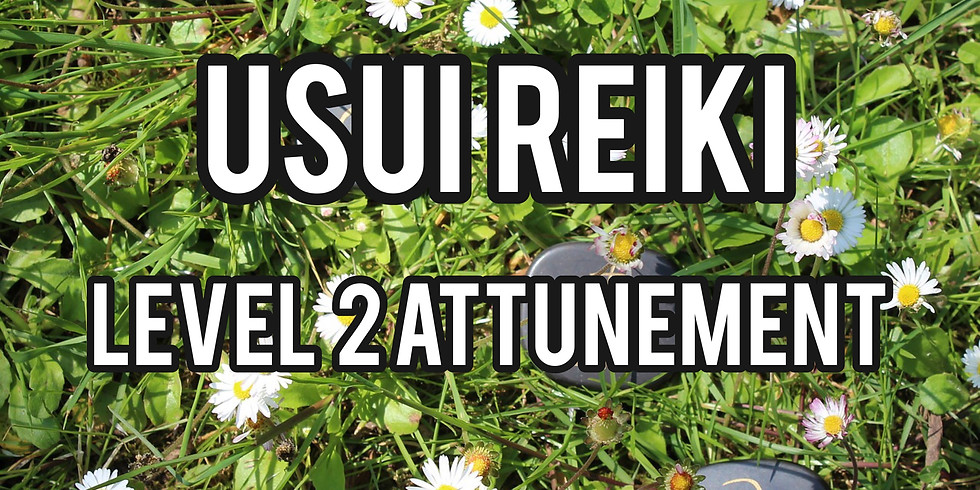 Usui Reiki - Level 2 Initiation
