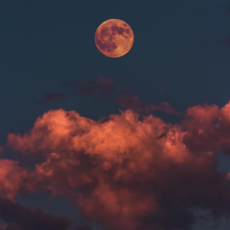 Full Moon Circle: Letting Go Ritual