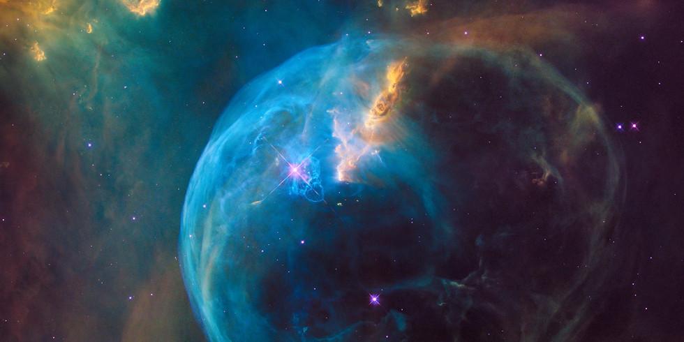 Cosmic Healing Circle: Action