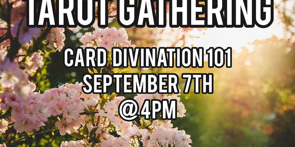 Tarot Gathering