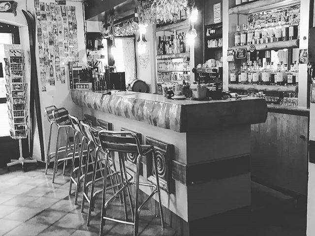 👋Et voici notre bar, bien évidemment av