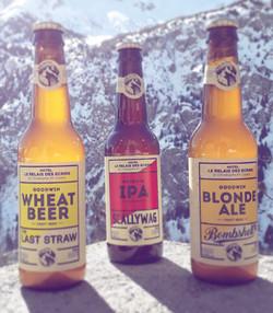 Bières Artisanales du Relais des Ecrins