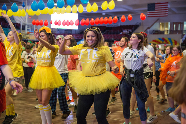 Tutus are not only welcomed, but enocouraged at Elonthon!