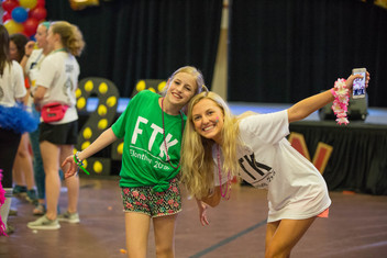 The greatest friendships are made while dancing FTK!