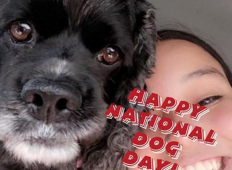 Happy National Dog Day!