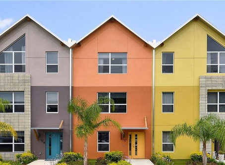 Amazing Contemporary Townhome in Colonialtown, Orlando Under $2,500