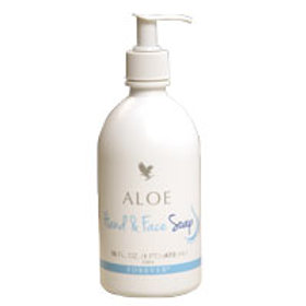 Aloe Hand & Face Soap 523